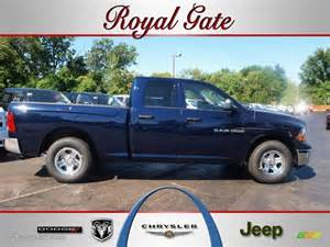 Dodge Ram True Blue Pearlcoat 2012 True Blue Pearl Dodge Ram 1500 St Cab 67213657