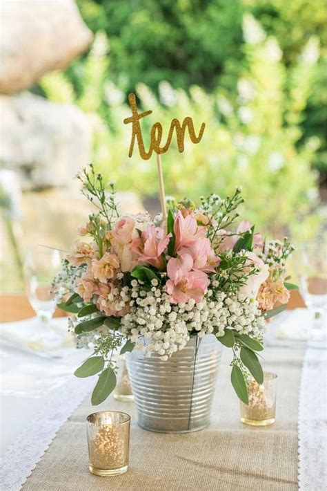 25 best ideas about cheap table centerpieces on