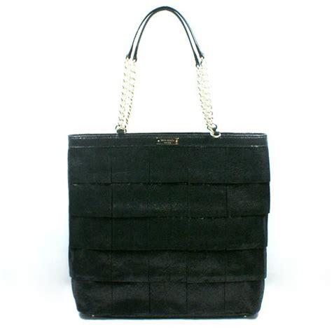 Plisse Wristlet by Kate Spade Metallic Black Priti Plisse Tote Shoulder Bag