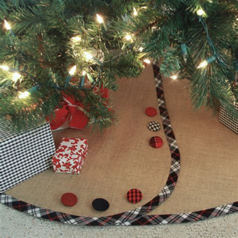 tree skirts 10 best burlap tree skirts for 2018 rustic and