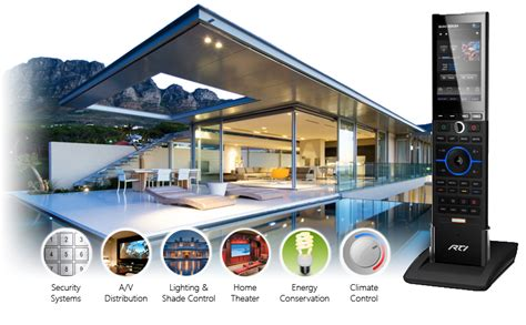 custom integration systems home automation
