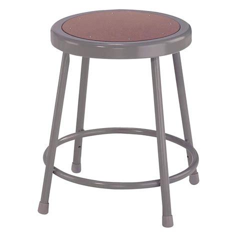 heavy duty stool national seating heavy duty shop stool 24in 300
