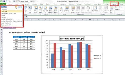 excel graphique batonnet excel 2013 vs 2010 personnalisation de graphiques le