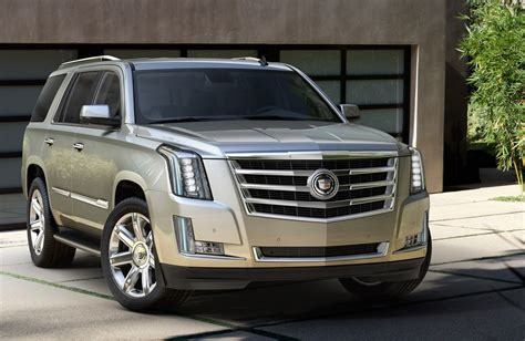 new 2015 cadillac escalade 2015 cadillac escalade makes nyc debut