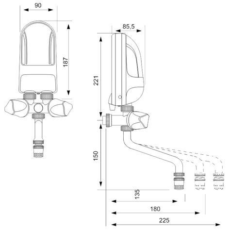 Durchlauferhitzer 230 Volt 810 by Durchlauferhitzer 230 Volt Elektronischer Klein