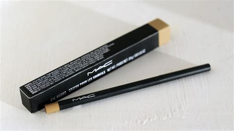 Eyebrow Pensil Mac 7 fling the brow pencil for m a c eye brows zoe newlove