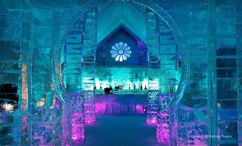 hotel de glace hotel de glace quebec city canada there that you may be
