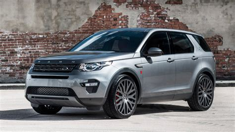 land rover discovery sport land rover discovery sport by kahn design