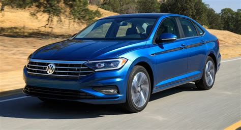 2019 Volkswagen Jetta by Larger 2019 Vw Jetta With 1 4l Turbo Will Return Up To