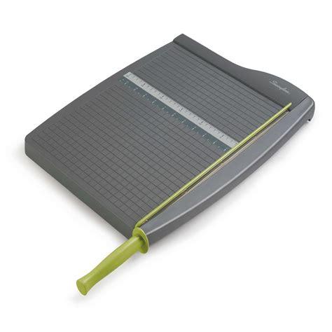 paper trimmer swingline paper trimmer 15 inch guillotine paper cutter 10 sheet capacity ebay