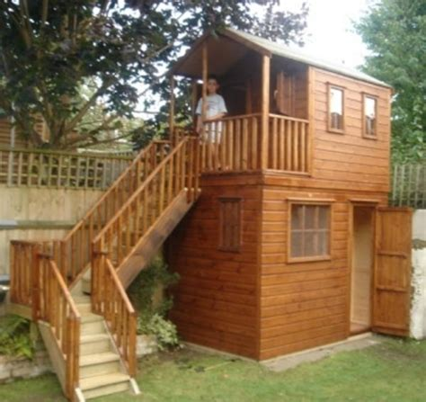 shed playhouse plans wood shed how to build storage shed playhouse plans for