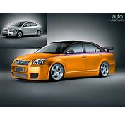 View Of Toyota Avensis Photos Video Features And Tuning