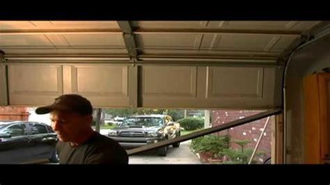 How To Seal The Bottom Of A Garage Door Replace Your Garage Door Bottom Seal