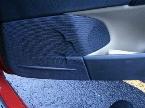 replacing  passenger door speaker grille volvo forums