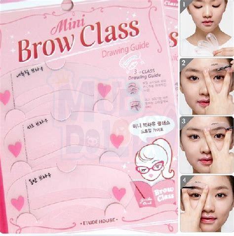 Etude House Drawing Eyebrow New 100 Original 1 korea etude house mini brow class drawing guide eyebrow