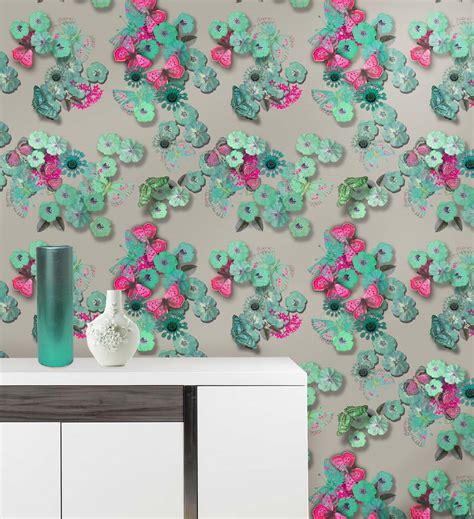 Jade Garden Chesapeake by Butterfly Garden Wallpaper Wallpapersafari