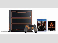 Call of Duty: Black Ops III Limited Edition PlayStation 4 ... Gamestop Ps4 Pro Bundle