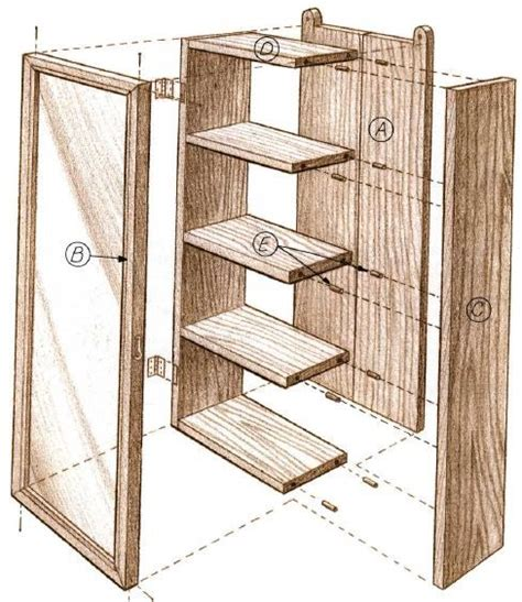 wood cabinet building woodworking plan for tea cabinet diy cabinets shelving