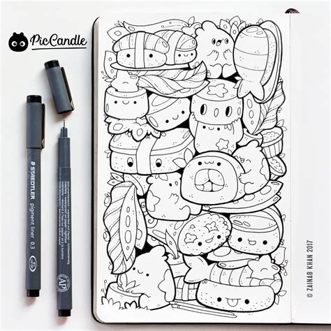 food doodle pens the world s most recently posted photos by pic candle