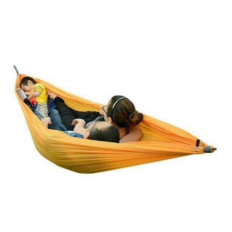 hammock single ayunan gantung ukuran 150x230 tempat tidur