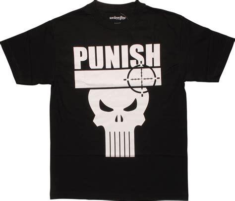 T Shirt Punisher Logo punisher name target logo mighty t shirt