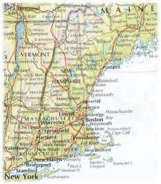 Where Is New England On The Map by New England Map Photos Travel Round The World