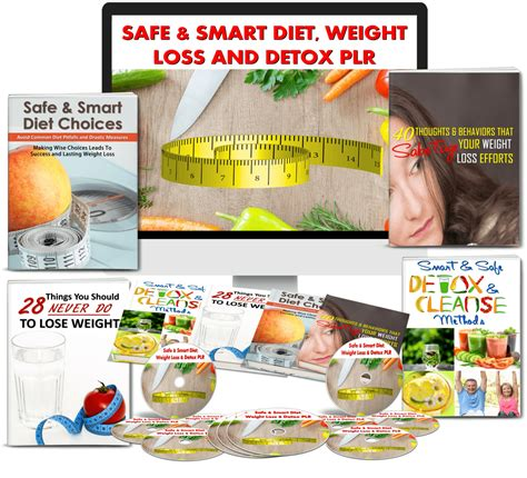 Sle Detox Diet Weight Loss by Weight Loss And Detox Plr