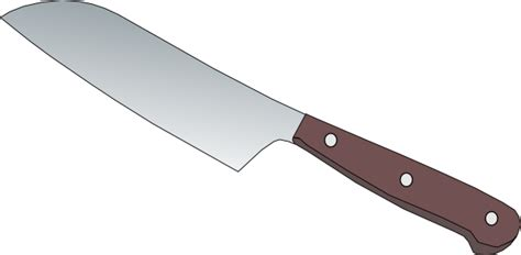 Kitchen Knife Clip Art at Clker.com   vector clip art