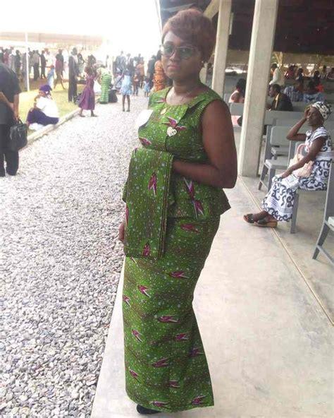 ghana kaba  slit styles   occasion fashionre