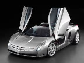 Cadillac Cien 2002 Cadillac Cien Concept Specs Pictures Engine Review