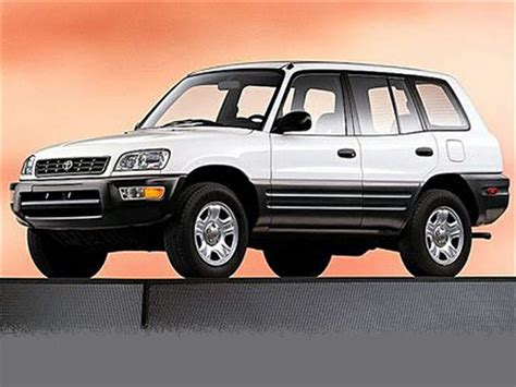 1998 Toyota Rav4 Mpg 1998 Toyota Rav4 Specs Safety Rating Mpg Carsdirect