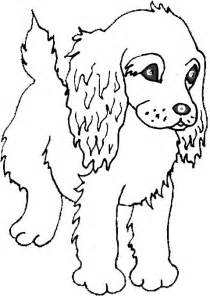 dog color pages printable dog coloring pages color this