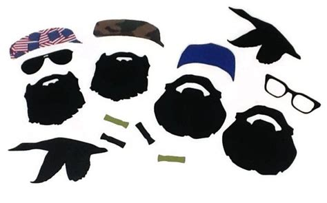 free printable duck dynasty photo booth props duck dynasty photobooth props duck dynasty duck dynasty