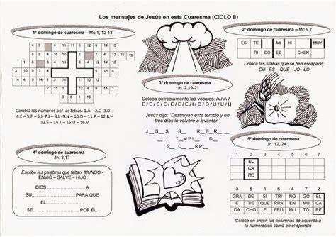 preguntas biblicas del libro delos hechos la catequesis recursos catequesis domingos de cuaresma