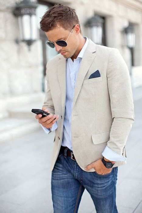 how to wear a blazer jacket with jeans mens style guide sport coat and blazer wearing trends 2016 dress trends