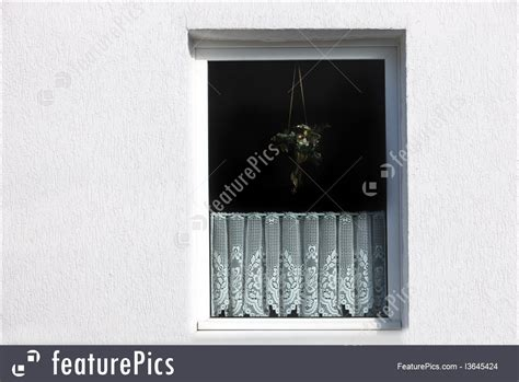 decorative net curtains window with decorative net curtain image