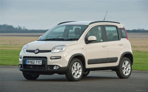 How Much Is A Fiat Panda Fiat Panda 4x4 2013 Widescreen Car Pictures 18 Of