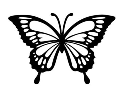 monarch butterfly template www pixshark com images