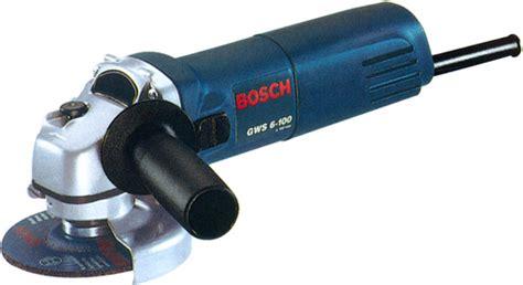 Mesin Gerinda Las bosch gws 6 100 mesin gerinda supplier general supplier