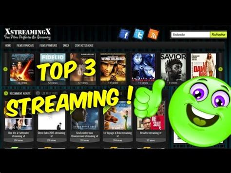 film serie youtube les meilleurs sites de streaming l regarder des films