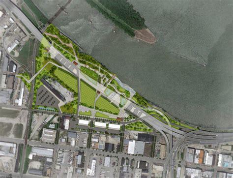 Landscape Architecture Louisville Ky Waterfront Park Phase 4 Louisville Usa Mksk