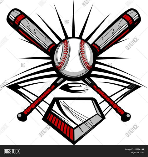 fairly at bat my 50 years in baseball from the batter s box to the broadcast booth books baseball softball crossed bats vector photo bigstock