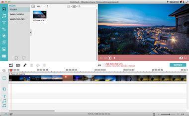 filmora tutorial for mac die beste imovie alternative f 252 r mac os x