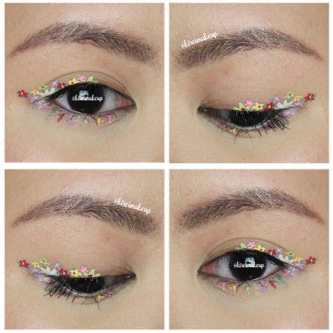 Eyeliner Flower flowers liners ft nyx brights liner kirei makeup