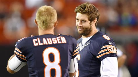 cutler benched jay cutler handles benching with the utmost