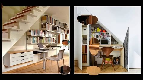 25 genius stairs space design ideas home office