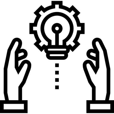 Home Entertainment Network Design development idea technology seo and web light bulb icon