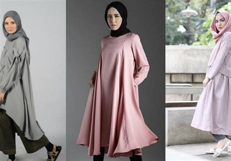 choice pilihan ragam tunik modern dari kota kembang