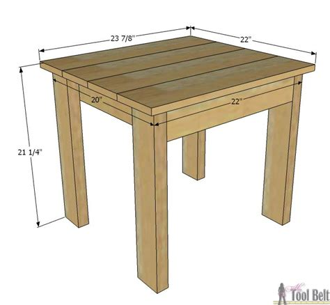 how to build a child s desk simple kid s table and chair set her tool belt