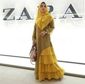 Gamis Kulot Arini Baju Syari Busana Muslim Pakaian Wanita baju muslim style setelan celana kulot model terbaru